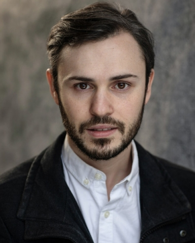 Male Actor  Alan Shires - Stirling Management Actors Agency