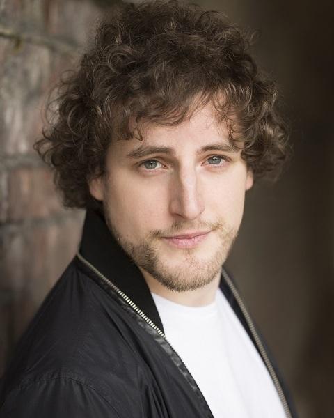 Male Actor  Alex Croft - Stirling Management Actors Agency