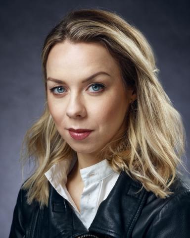 Female Actor Alisa Belonogina - Stirling Management Actors Agency