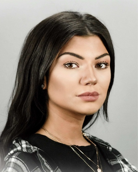 Female Actor Cara Fitzpatrick - Stirling Management Actors Agency