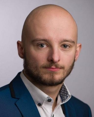 Male Actor  James Belt  - Stirling Management Actors Agency