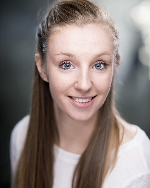 Female Actor Jodie Thackeray - Stirling Management Actors Agency