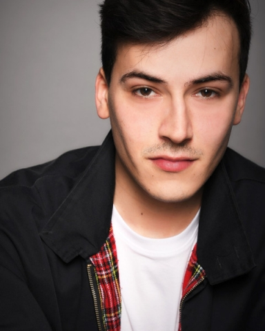 Male Actor  Joziah King - Stirling Management Actors Agency