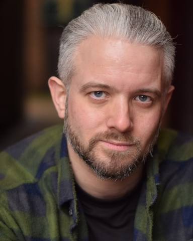 Male Actor  Nick Stefan Brown - Stirling Management Actors Agency