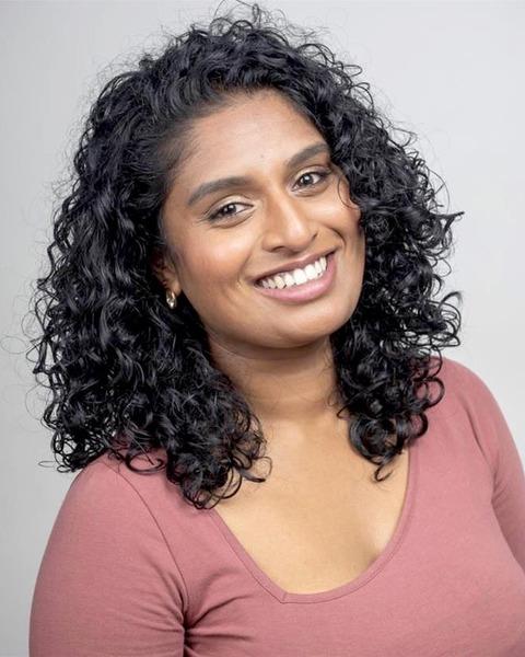 Female Actor Pahirthana Anusriskumar - Stirling Management Actors Agency