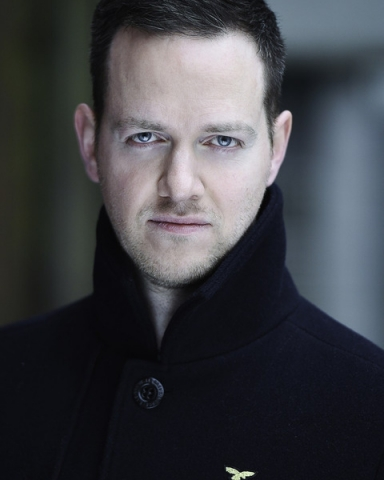 Male Actor  Peter Richards - Stirling Management Actors Agency