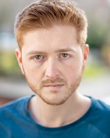 Male Actor  Samuel Pauly - Stirling Management Actors Agency