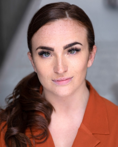 Female Actor Sarah Rymond - Stirling Management Actors Agency