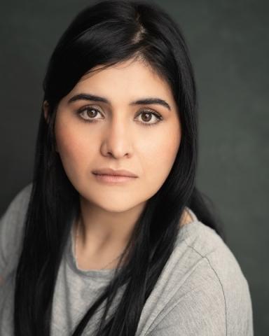 Female Actor Shabnam Karim - Stirling Management Actors Agency